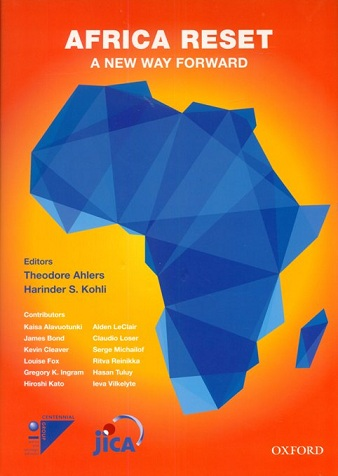 Africa reset: a new way forward, ed. by Theodore Ahlers et al.