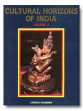 Cultural horizons of India: studies in tantra and Buddhism, art and archaeology, language and literature, Vol.2
