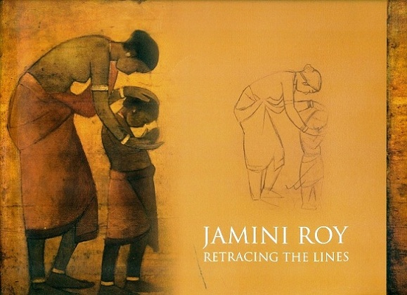 Jamini Roy: retracing the lines