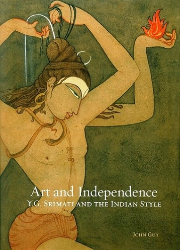 Art and independence: Y.G. Srimati and the Indian style