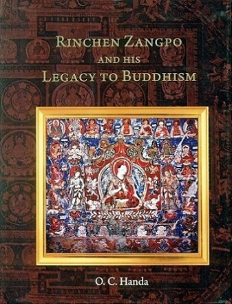 Rinchen Zangpo and his legacy to Buddhism
